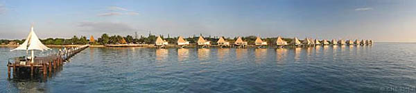 L'Escapade Overwater Bungalows