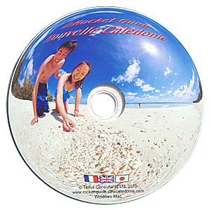 rocket guide to Nouvelle Caledonie CD