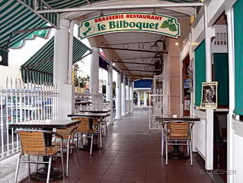 Bilboquet Village Restaurant Noumea