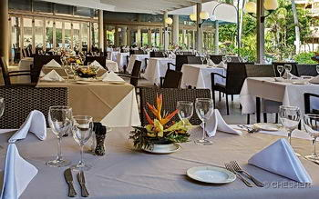 Nouvelle caledonie restaurants guide des restaurants de for Terrace on the park restaurant